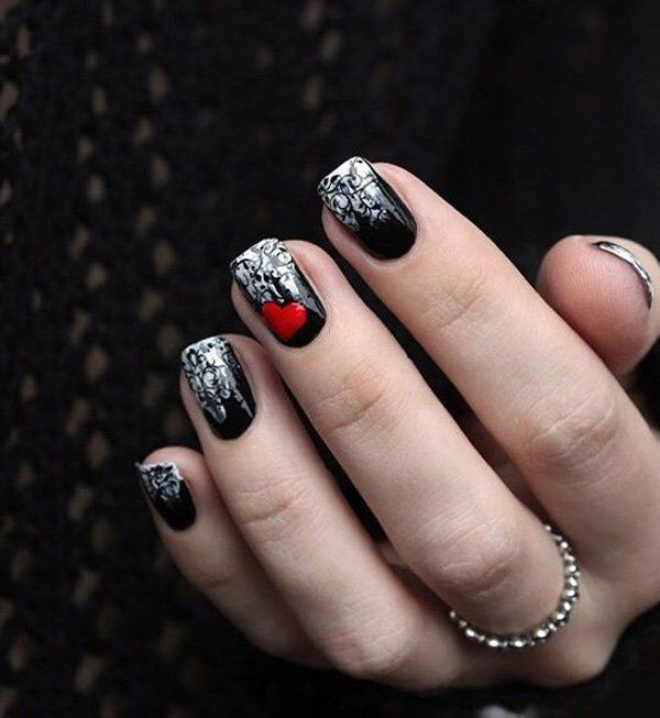 nail-art-ideas-2017-121 76+ Hottest Nail Design Ideas for Spring & Summer 2021