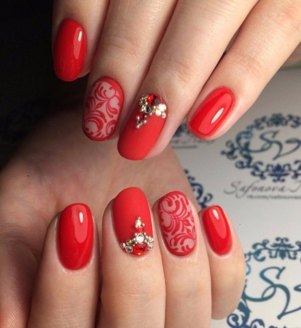 nail-art-ideas-2017-122 76+ Hottest Nail Design Ideas for Spring & Summer 2020