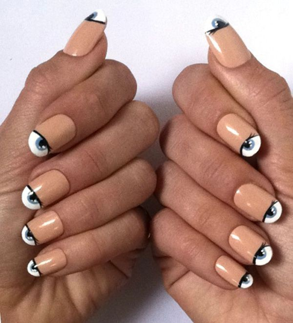 nail-art-ideas-2017-123 76+ Hottest Nail Design Ideas for Spring & Summer 2020