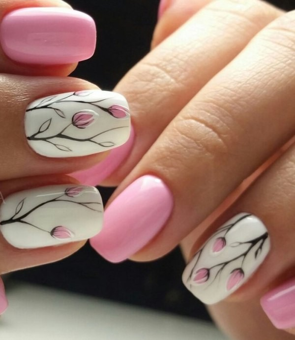 nail-art-ideas-2017-125 76+ Hottest Nail Design Ideas for Spring & Summer 2020