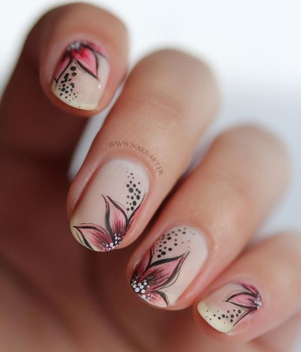 nail-art-ideas-2017-126 76+ Hottest Nail Design Ideas for Spring & Summer 2020