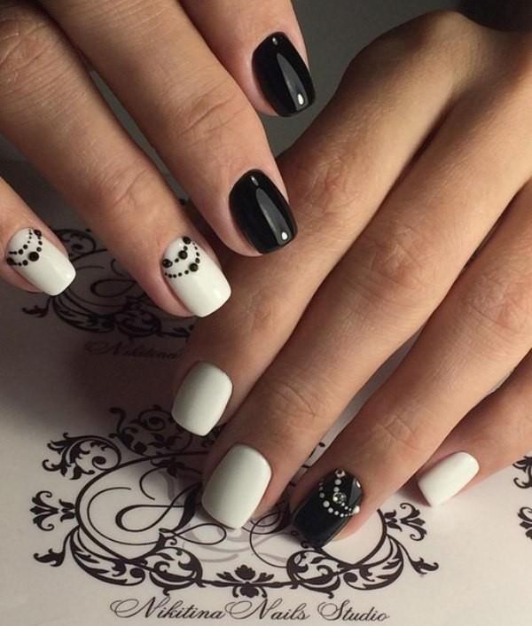 nail-art-ideas-2017-127 76+ Hottest Nail Design Ideas for Spring & Summer 2021