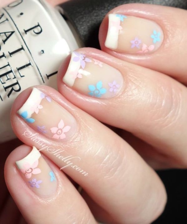nail-art-ideas-2017-128 76+ Hottest Nail Design Ideas for Spring & Summer 2021