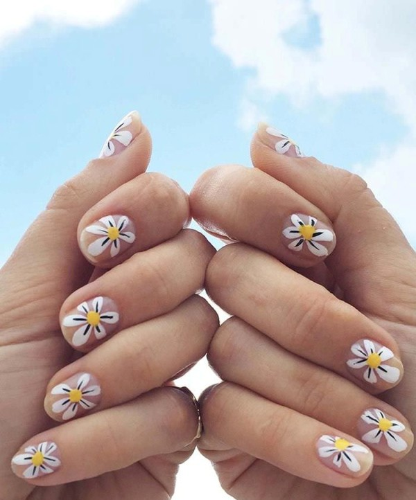 nail-art-ideas-2017-129 76+ Hottest Nail Design Ideas for Spring & Summer 2020