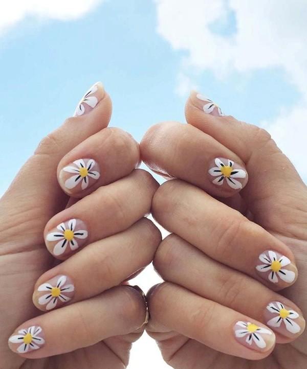 nail-art-ideas-2017-129 76+ Hottest Nail Design Ideas for Spring & Summer 2021