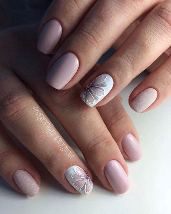 nail-art-ideas-2017-134 76+ Hottest Nail Design Ideas for Spring & Summer 2021