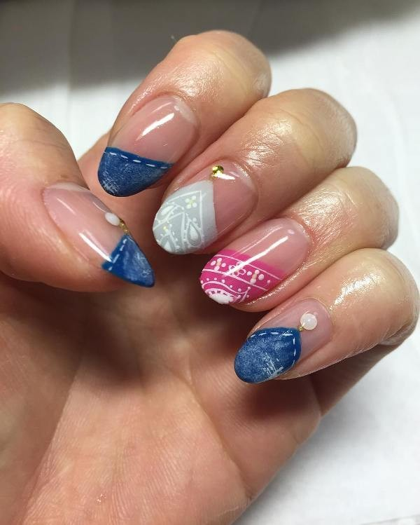 nail-art-ideas-2017-135 76+ Hottest Nail Design Ideas for Spring & Summer 2020