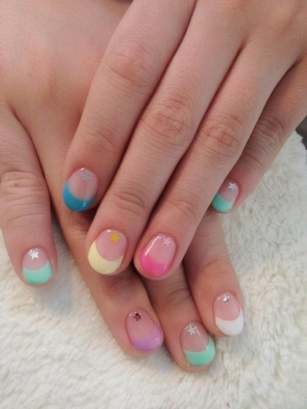 nail-art-ideas-2017-139 76+ Hottest Nail Design Ideas for Spring & Summer 2021