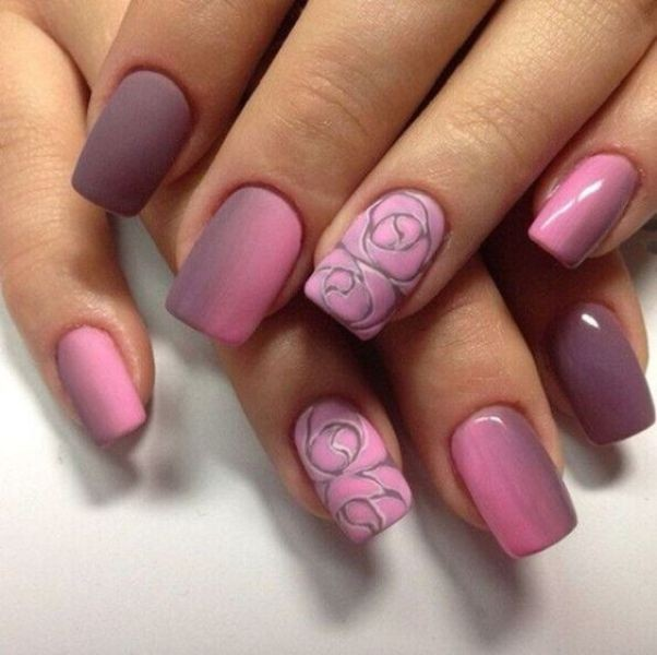 nail-art-ideas-2017-144 76+ Hottest Nail Design Ideas for Spring & Summer 2020