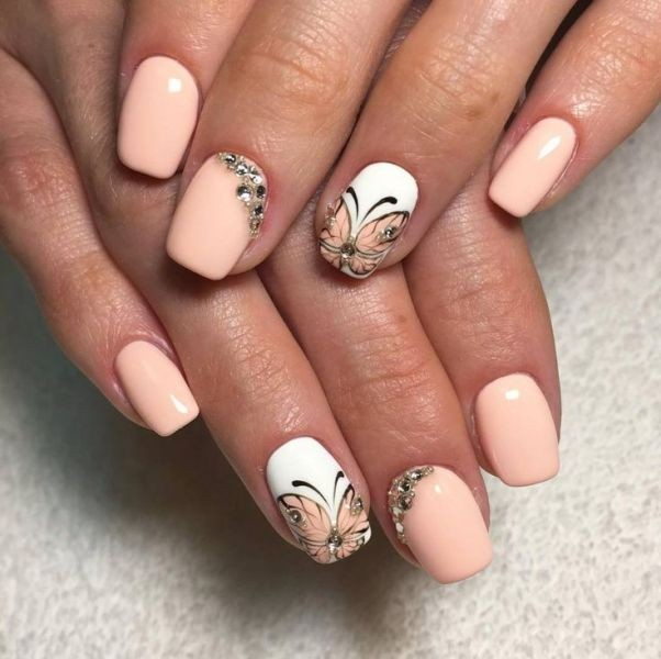 nail-art-ideas-2017-145 76+ Hottest Nail Design Ideas for Spring & Summer 2020