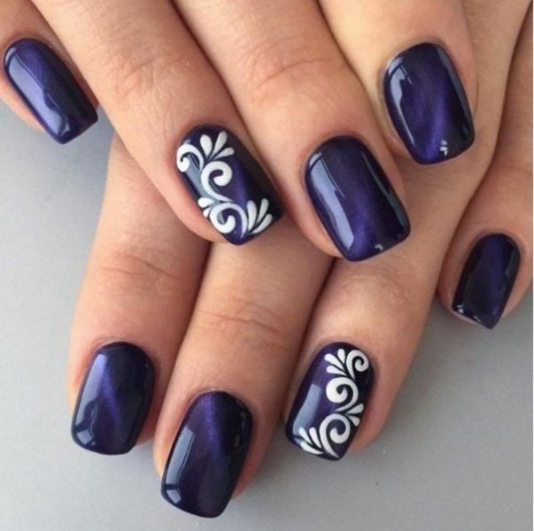 nail-art-ideas-2017-146 76+ Hottest Nail Design Ideas for Spring & Summer 2020