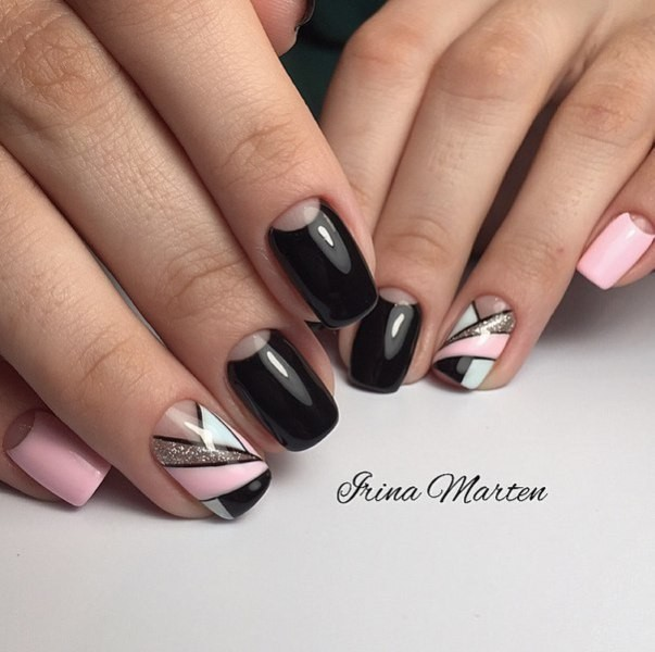 nail-art-ideas-2017-148 76+ Hottest Nail Design Ideas for Spring & Summer 2020