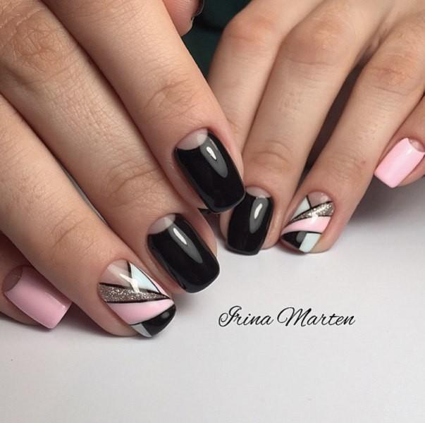 nail-art-ideas-2017-148 76+ Hottest Nail Design Ideas for Spring & Summer 2021