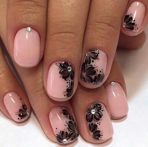 nail-art-ideas-2017-151 76+ Hottest Nail Design Ideas for Spring & Summer 2020