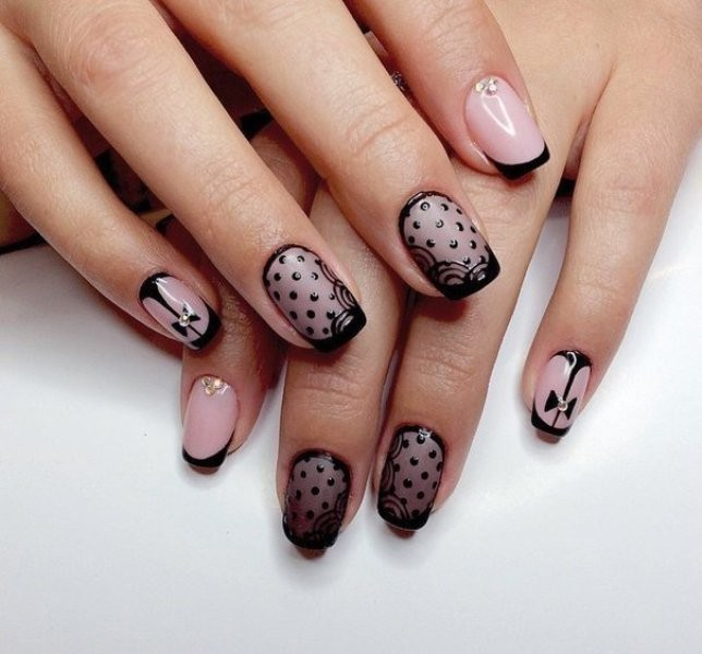 nail-art-ideas-2017-152 76+ Hottest Nail Design Ideas for Spring & Summer 2020