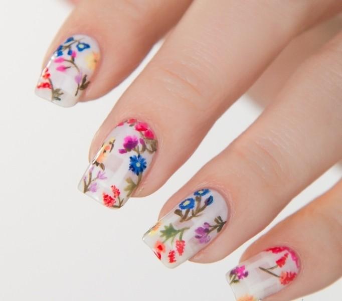 nail-art-ideas-2017-157 76+ Hottest Nail Design Ideas for Spring & Summer 2021