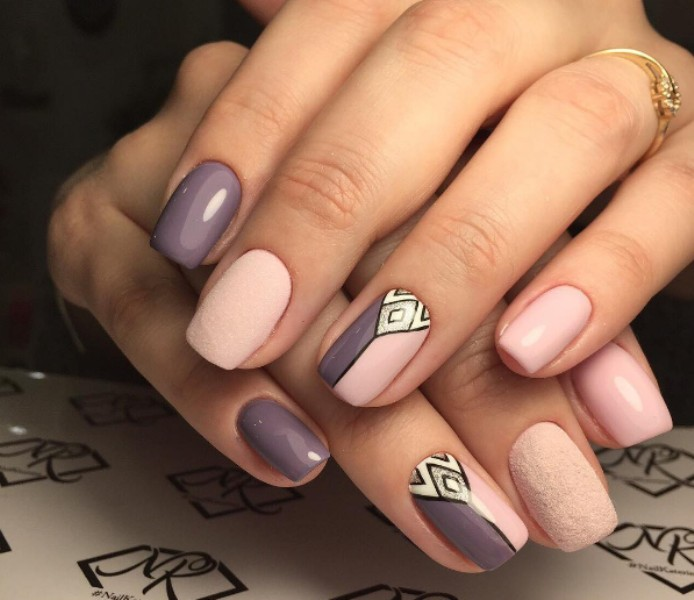 nail-art-ideas-2017-158 76+ Hottest Nail Design Ideas for Spring & Summer 2020