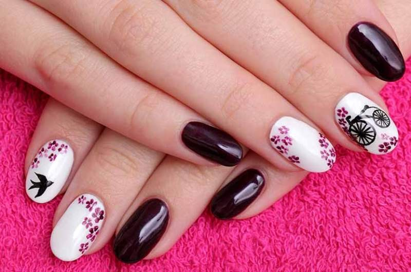 nail-art-ideas-2017-163 76+ Hottest Nail Design Ideas for Spring & Summer 2020