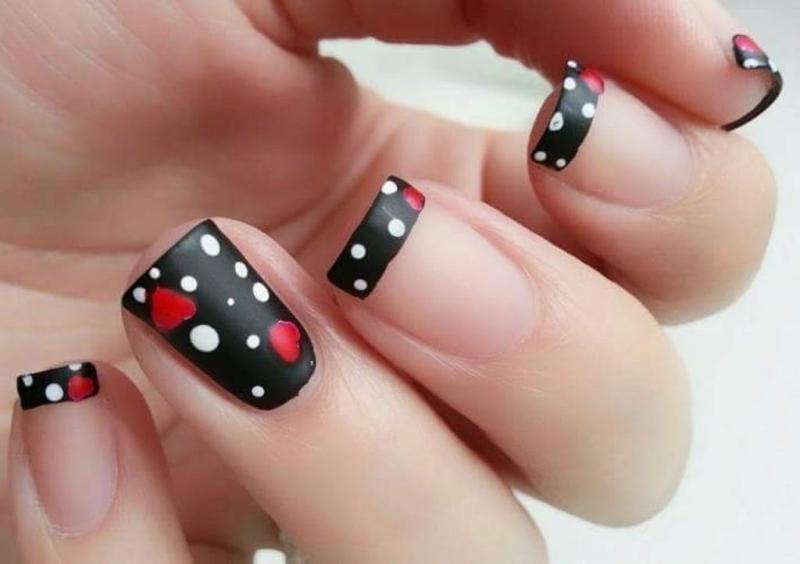 nail-art-ideas-2017-166 76+ Hottest Nail Design Ideas for Spring & Summer 2021