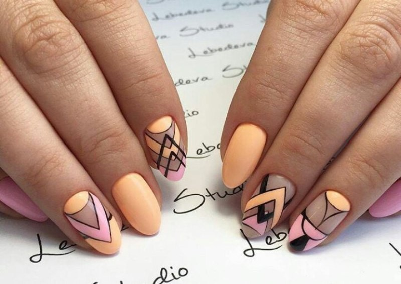 nail-art-ideas-2017-167 76+ Hottest Nail Design Ideas for Spring & Summer 2020