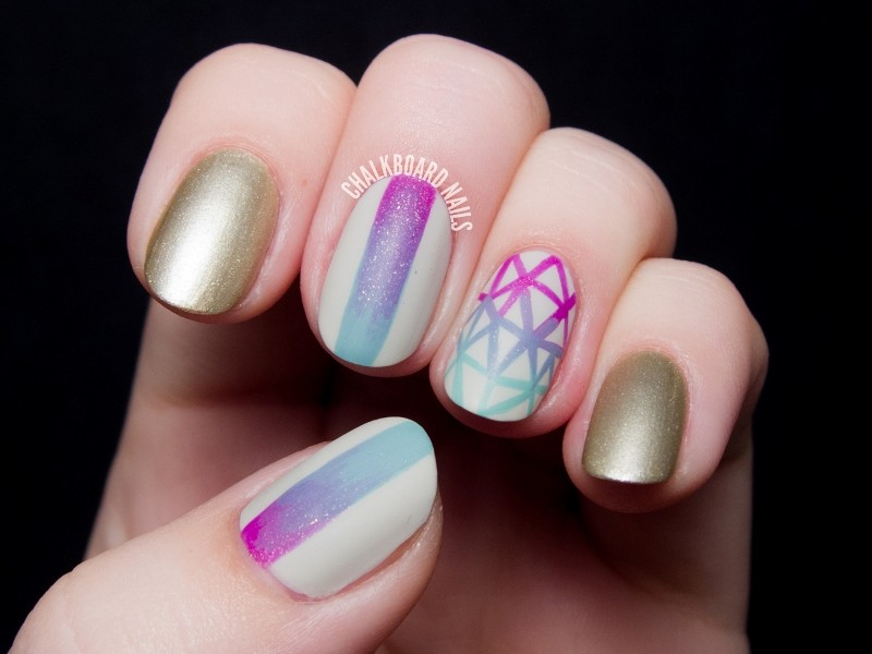 nail-art-ideas-2017-170 76+ Hottest Nail Art Ideas for Spring & Summer 2018