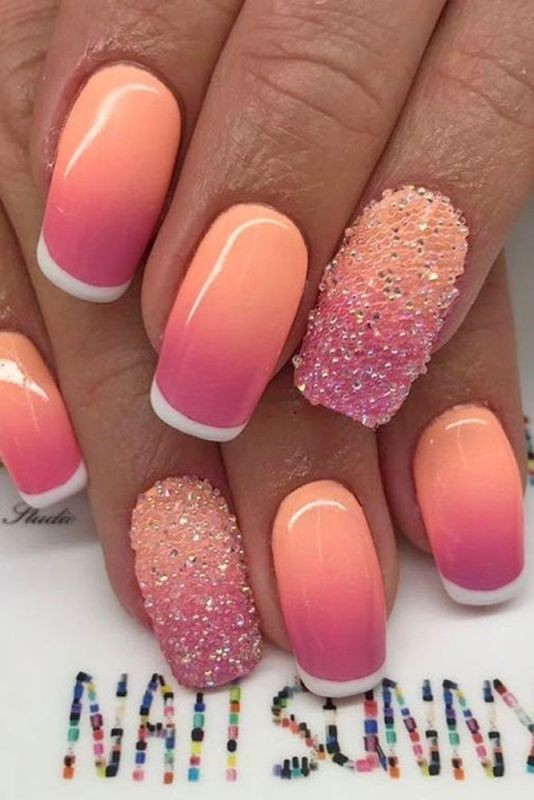 nail-art-ideas-2017-18 76+ Hottest Nail Design Ideas for Spring & Summer 2020