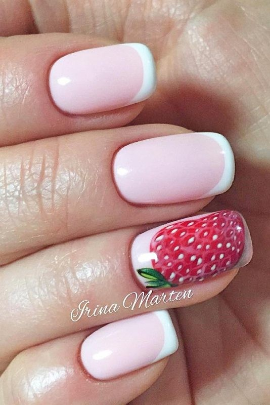 nail-art-ideas-2017-19 76+ Hottest Nail Design Ideas for Spring & Summer 2020