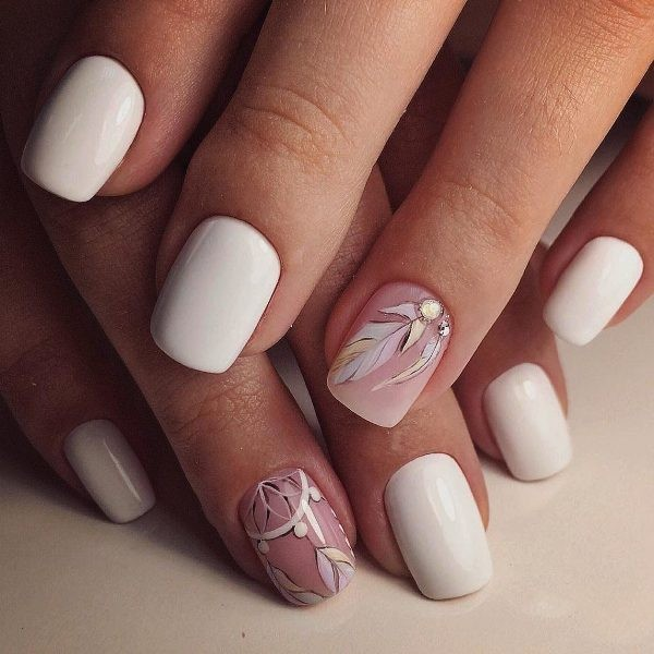 nail-art-ideas-2017-27 76+ Hottest Nail Design Ideas for Spring & Summer 2020