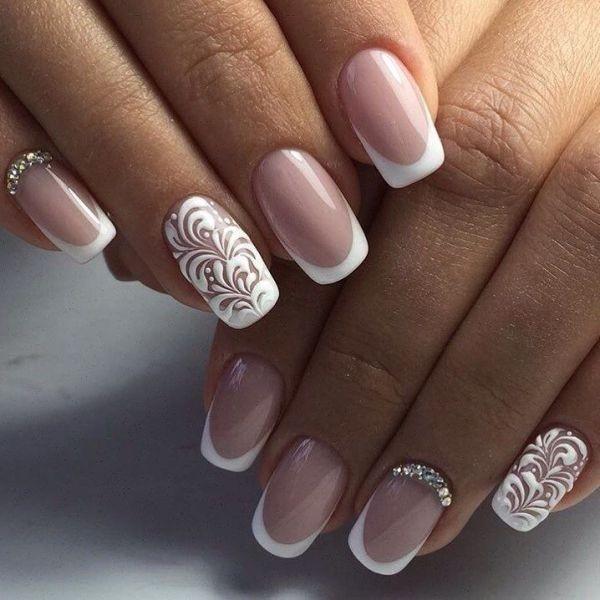 nail-art-ideas-2017-35 76+ Hottest Nail Design Ideas for Spring & Summer 2021