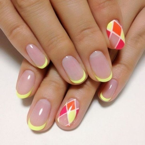 nail-art-ideas-2017-36 76+ Hottest Nail Design Ideas for Spring & Summer 2020