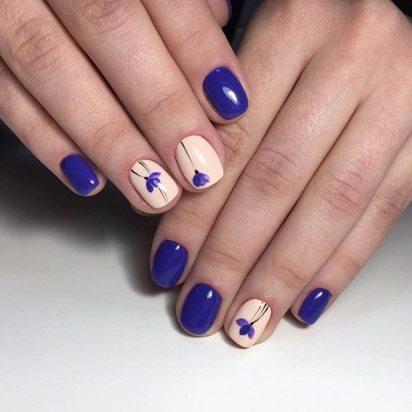 nail-art-ideas-2017-38 76+ Hottest Nail Design Ideas for Spring & Summer 2020