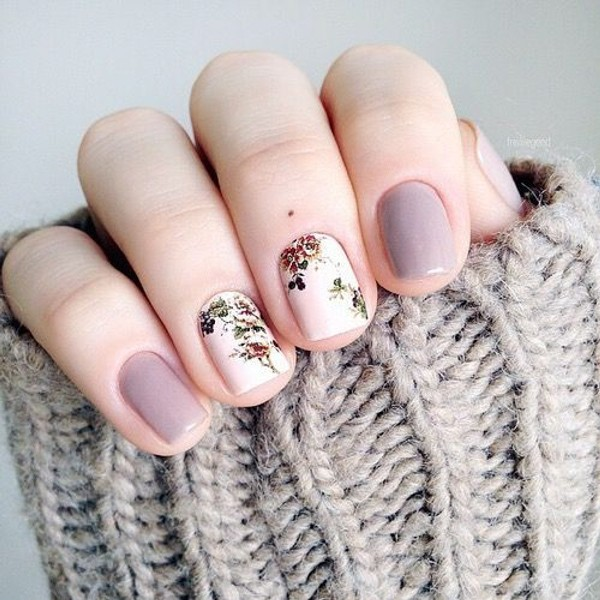 nail-art-ideas-2017-41 76+ Hottest Nail Design Ideas for Spring & Summer 2021