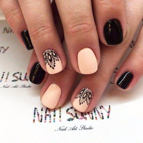 nail-art-ideas-2017-42 76+ Hottest Nail Design Ideas for Spring & Summer 2021