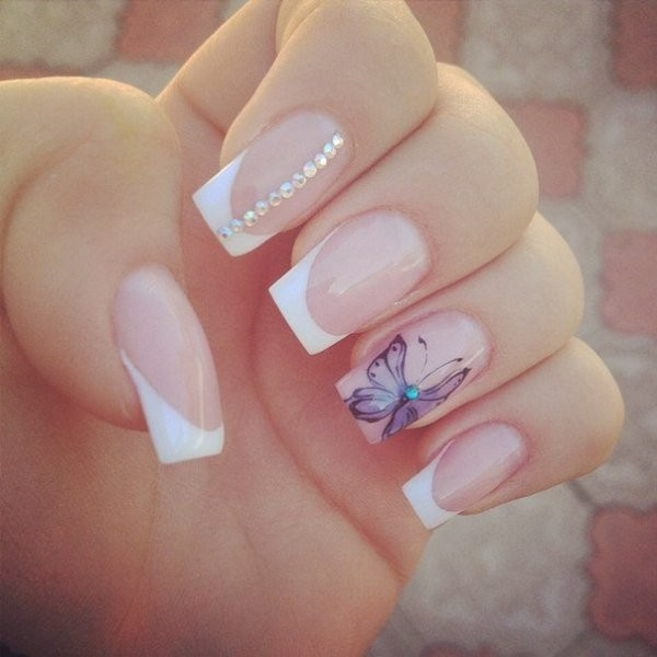 nail-art-ideas-2017-51 76+ Hottest Nail Art Ideas for Spring & Summer 2017