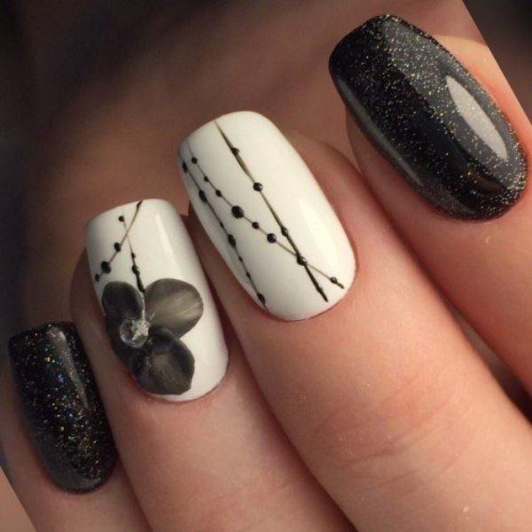 nail-art-ideas-2017-52 76+ Hottest Nail Design Ideas for Spring & Summer 2020