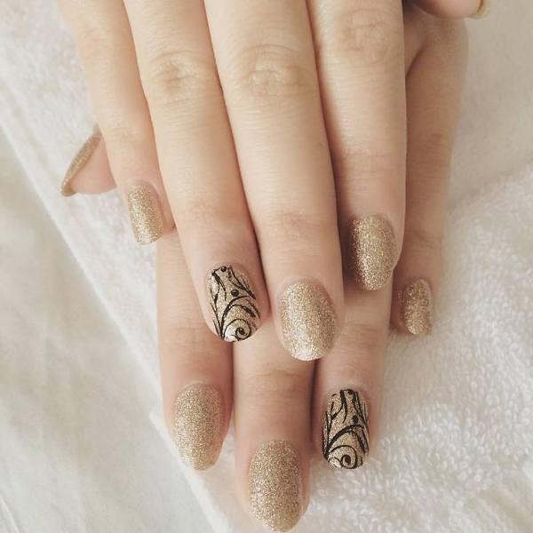nail-art-ideas-2017-57 76+ Hottest Nail Design Ideas for Spring & Summer 2021