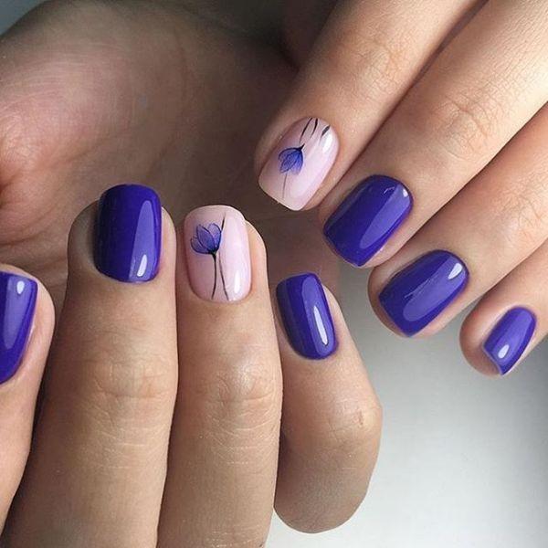 nail-art-ideas-2017-60 76+ Hottest Nail Design Ideas for Spring & Summer 2021