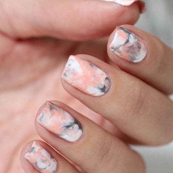 nail-art-ideas-2017-62 76+ Hottest Nail Design Ideas for Spring & Summer 2020