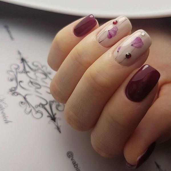 nail-art-ideas-2017-63 76+ Hottest Nail Design Ideas for Spring & Summer 2021
