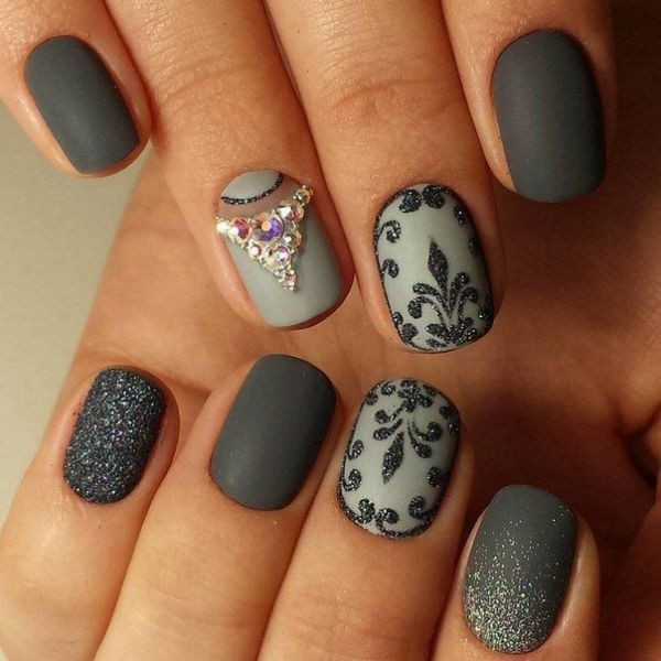 nail-art-ideas-2017-64 76+ Hottest Nail Design Ideas for Spring & Summer 2020