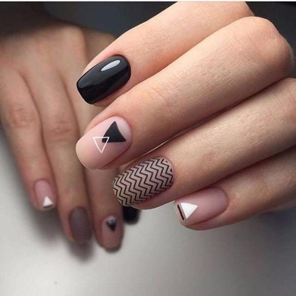 nail-art-ideas-2017-65 76+ Hottest Nail Design Ideas for Spring & Summer 2021