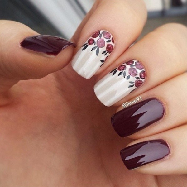 nail-art-ideas-2017-70 76+ Hottest Nail Design Ideas for Spring & Summer 2021