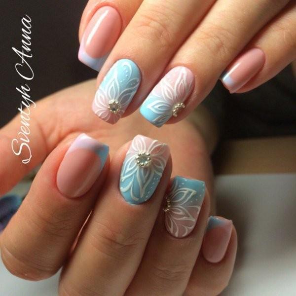 nail-art-ideas-2017-71 76+ Hottest Nail Design Ideas for Spring & Summer 2021