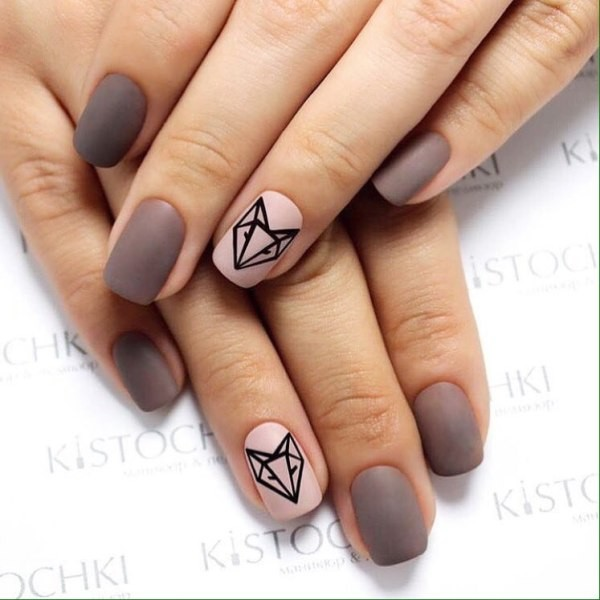 nail-art-ideas-2017-77 76+ Hottest Nail Design Ideas for Spring & Summer 2020