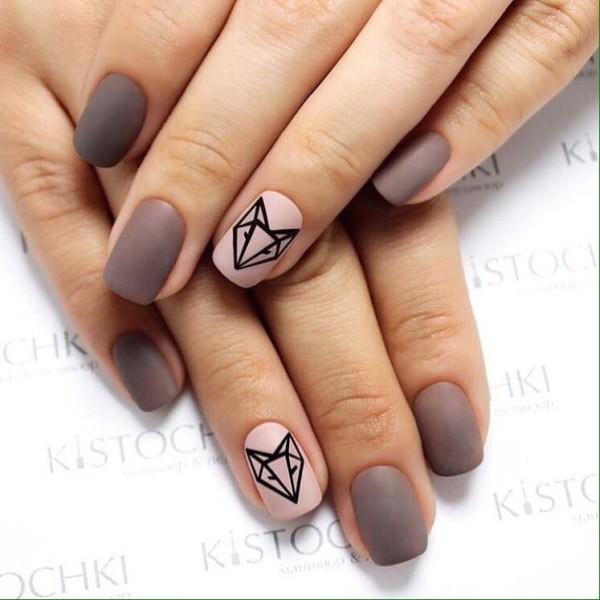 nail-art-ideas-2017-77 76+ Hottest Nail Design Ideas for Spring & Summer 2021