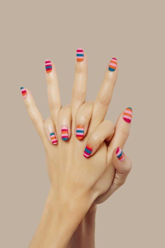 nail-art-ideas-2017-8 76+ Hottest Nail Design Ideas for Spring & Summer 2021