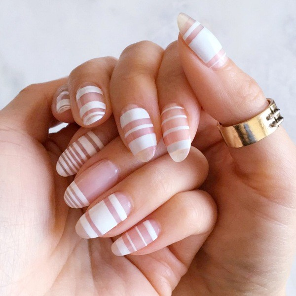 nail-art-ideas-2017-80 76+ Hottest Nail Design Ideas for Spring & Summer 2020