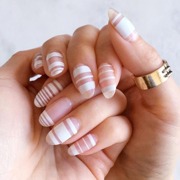 nail-art-ideas-2017-80 76+ Hottest Nail Design Ideas for Spring & Summer 2021