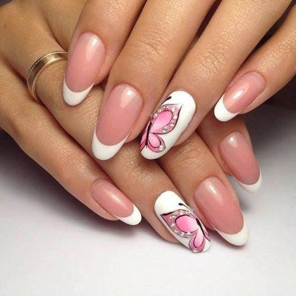 nail-art-ideas-2017-81 76+ Hottest Nail Design Ideas for Spring & Summer 2021