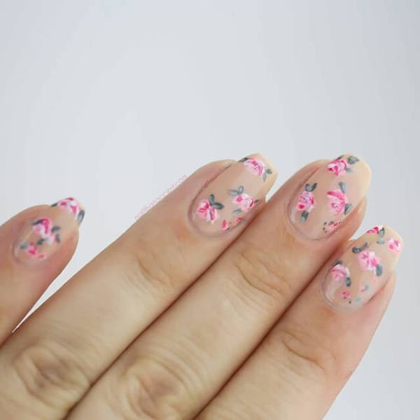 nail-art-ideas-2017-82 76+ Hottest Nail Design Ideas for Spring & Summer 2020